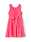 Little Girls' Soft Pleated Corsage Dress