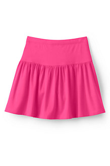Girls' Cotton Skort