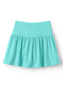 Girls' Cotton Skort
