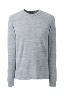 Men's Seed Stitch Mariner Cotton Jumper