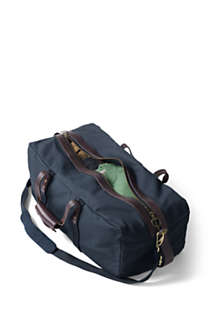 Waxed Canvas Travel Duffle Bag, alternative image