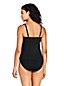 Women's Beach Living Square Neck Tankini Top - DDD Cup
