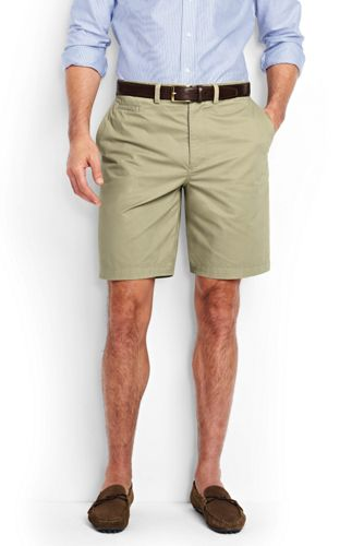 Le Short en Chino Traditionnel Uni, Homme Stature Standard