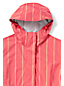 Women's Regular Patterned Breakwater Rain Jacket