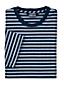 Gestreiftes Super-T Kurzarm-Shirt für Herren, Classic Fit