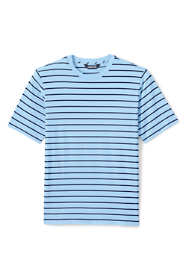 Men's Tall Super-T Short Sleeve  Stripe T-Shirt