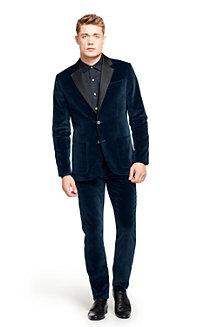 Men's Velvet Tux Jacket