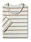 Le T-Shirt Seaworn Rayures Classiques, Homme Stature Standard