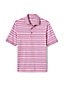 Men's Jacquard Supima Polo Shirt