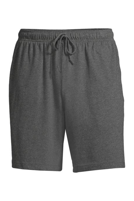 Men's Knit Jersey Sleep Shorts