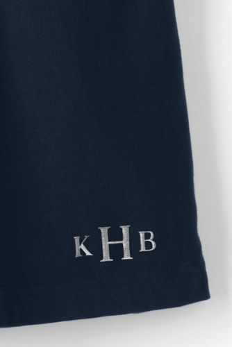Men's Knit Jersey Pajama Shorts
