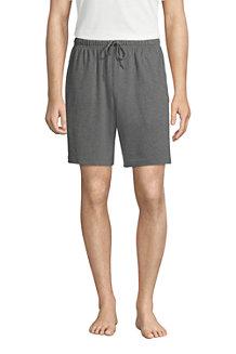 Men's Knit Jersey Pyjama Shorts