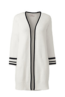 Le Cardigan Drifter Ouvert Manches 3/4, Femme