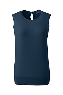 Women's Fine Gauge Supima Shell Top
