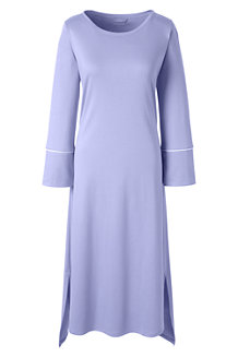 Women's Bracelet Sleeve Mid-calf Supima Nightdress