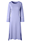 Women's Regular Bracelet Sleeve Mid-calf Supima Nightdress