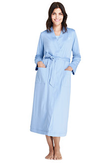 Women's Supima Dressing Gown
