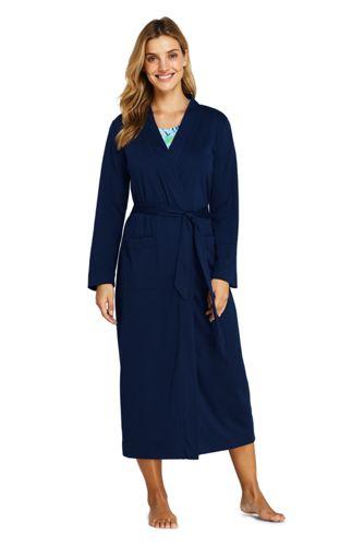 La Robe de Chambre à Manches Longues, Femme Stature Standard