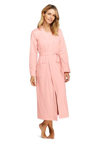 Women s Supima Cotton Long Robe 2fd918408