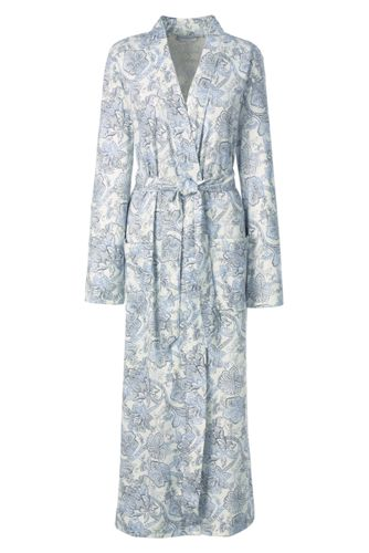 8e3d45c077 Women s Supima Patterned Dressing Gown