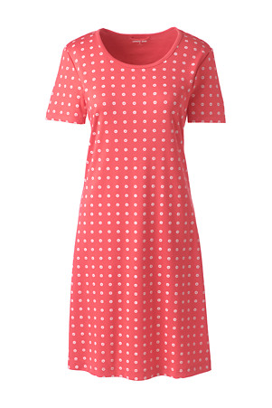 23caf98d203 Women s Supima Patterned Nightdress