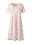 Women's Supima Patterned Nightdress