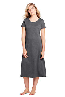 7ab4f766143f Women s Supima Short Sleeve Calf-length Nightdress