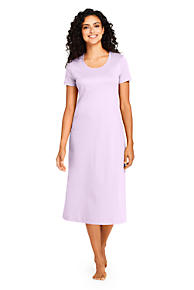 Women s Midcalf Supima Cotton Nightgown d1354e309