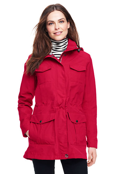 Women's Lightweight Squall Coat from Lands' End
