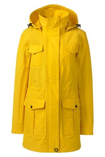 Women's Lightweight Squall Coat