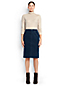 Women's Petite 5-pocket Cord Skirt