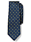Men's Regular Churchill Dot Textured Silk Tie