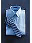 Men's Silk Texture Herringbone Stripe Tie