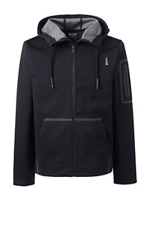 Le Hoodie Softshell, Homme
