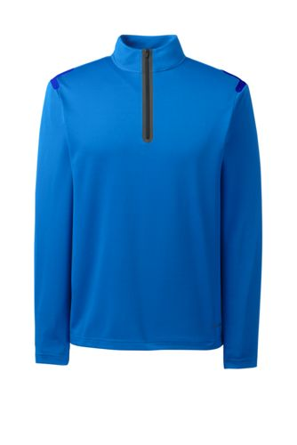Men's Sport Tech Half-zip Pullover