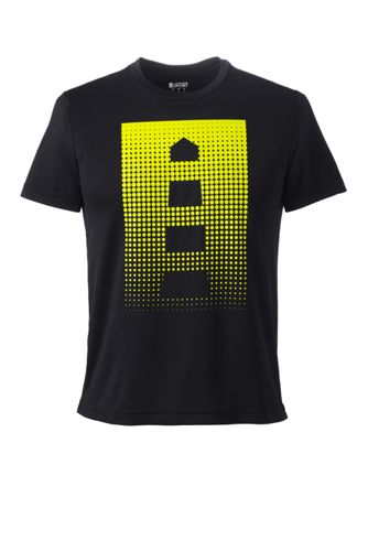 Men's Sport Graphic Tech T-shirt