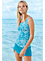 Le Tankini Costa D'oro Augustina Encolure Carrée, Femme Stature Standard