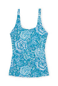 Women's DD-Cup Square Neck Tankini Top