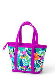 Kids Canvas Zip Top Tote Bag
