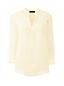 Tunika-Bluse mit Organza-Details für Damen