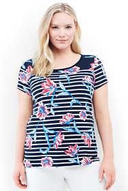 Women's Plus Size Art T-shirt