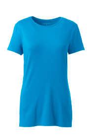 Women's Tall Shaped Layering Crewneck T-shirt