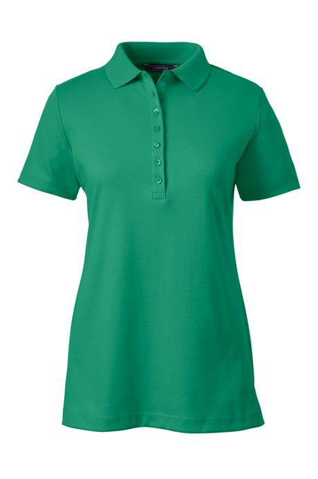 Women's Pima Cotton Polo Shirt