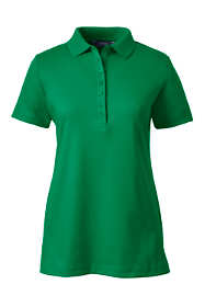 Women's Tall Pima Cotton Polo Shirt