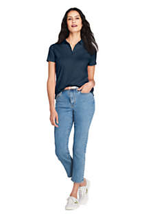 Women's Pima Cotton Polo Shirt, Unknown