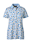 Women's Regular Print Pima Polo