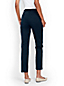 Women's Mid Rise Stretch Chino Crops