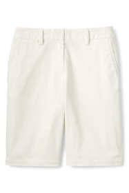"Women's Mid Rise 10"" Chino Shorts"