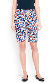 Women's 10 inch inseam Shorts from Lands' End