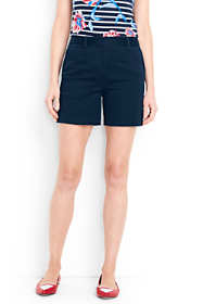 "Women's Mid Rise 5"" Chino Shorts"